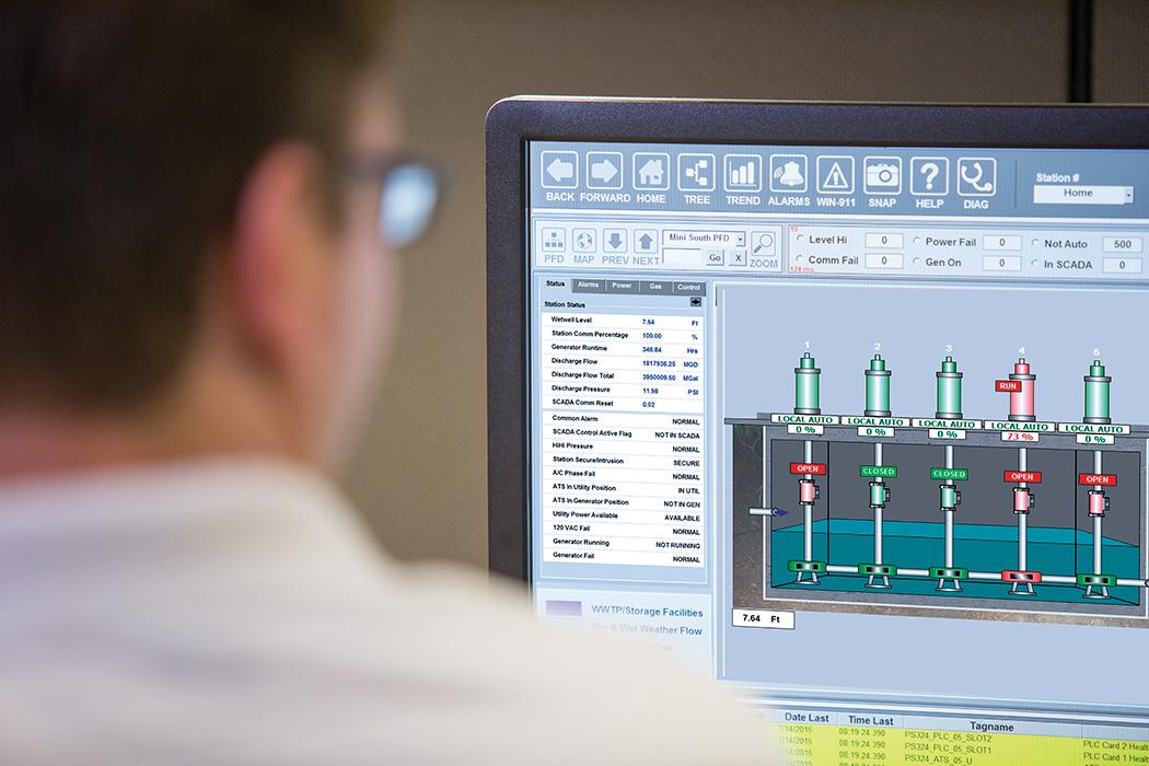 Systems Integration Control System Integrator Tesco